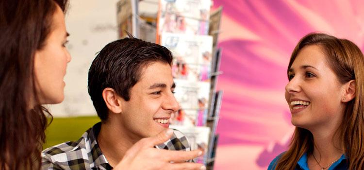 Grupos de conversación de inglés para adultos Zaragoza